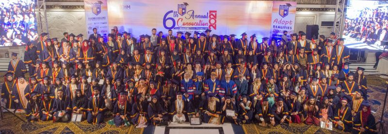 COTHM Karachi named its 6th Annual Convocation after our hero Muhammad Ali Sadpara.