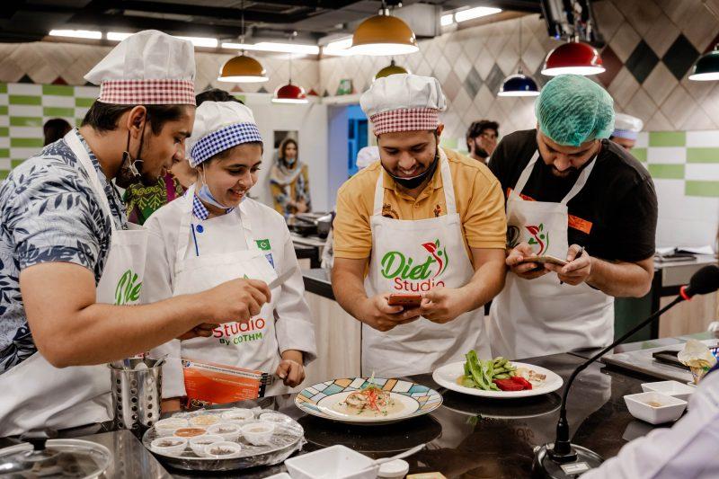 Nutrition & Health Level 3 Workshop highlights bad eating habits